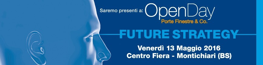 OPEN DAY PORTE FINESTRE & CO